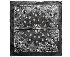 Paisley scarf pocket square