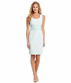 Antonio Melani Taddeo Seamed Jacquard Dress #Dillards