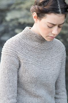 Ravelry: Portland Pullover pattern by Carrie Bostick Hoge