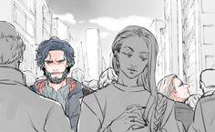 Doctor Strange || Everett Ross