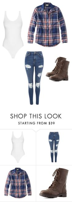 """""""Untitled #465"""" by austynh on Polyvore featuring Topshop, L.L.Bean and Charlotte Russe"""