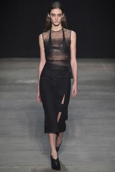 Narciso Rodriguez Autumn/Winter 2017 Ready to Wear Collection | British Vogue
