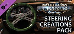 American Truck Simulator - Steering Creations Pack en Steam