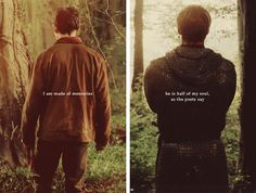 I am made of memories #merlin