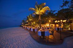 Tropical Kuramathi Island Luxury Resort in Maldives
