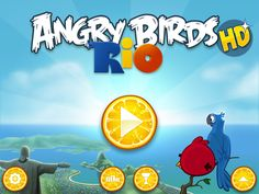 Angry Birds Rio (best free Android apps)