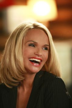 Kristen Chenoweth, the woman who got me into not only musical theatre, but into opera.
