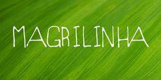 Magrilinha Font · 1001 Fonts