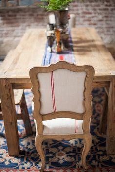 found-vintage-rentals-summer-look-book-americana-dining-table #vintagefurniture #specialtyrentals #vintagerentals