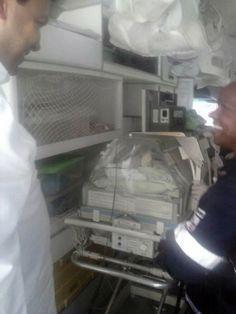 PORTAL DE ITACARAMBI: BEBÊ DE 5 MESES E MEIO NASCE NO HOSPITAL MUNICIPAL...