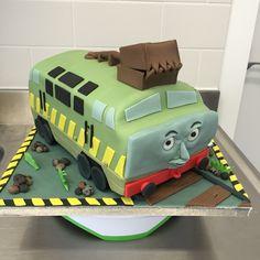 Thomas the Tank, Diesel 10 cake