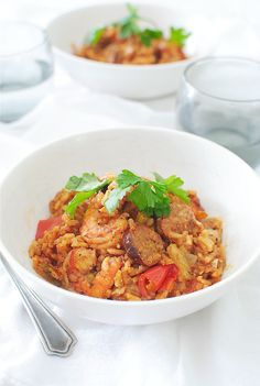 I almost called this Jammin' Jambalaya but then I remembered I like having friends. Not only is it jammin' though, it'zeeeeeezy. Not like 1-2-3 easy, but more like 1-2-3-4-5 easy. But not 1-2×87+369-44. It's seriously just 1-2-3-4-5 easy. Good thing it's not 862-13xthesquareofpie+infinitygoogle-81, right? I always hated math. This is actually a little thing that …