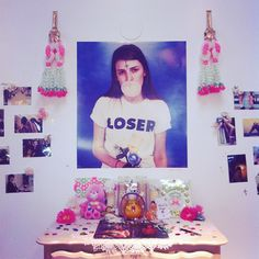 Just one of the amazing prints up for grabs by Petra Collins and The Ardorous!  #rookieroadtrip #urbanoutfitters