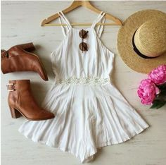 Sexy Halter Hollow Out Solid Color Rompers Jumpsuit