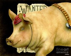Billy The Pig...    Will Bullas