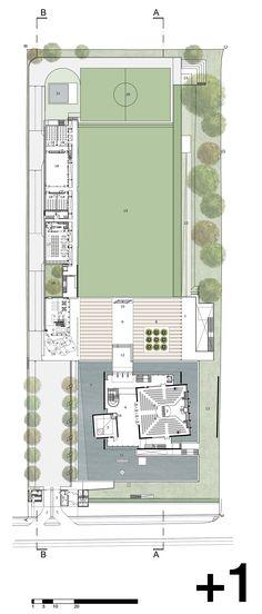 Gallery - Synagogue and Community Center C.I.S. / JBA + Gabriel Bendersky + Richard von Moltke - 31