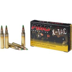 Image for PMC X-TAC™ 5.56mm 62-Grain Centerfire Rifle Ammunition from Academy