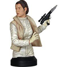 Busto Star Wars. Princesa Leia, 17 cms. Hoth