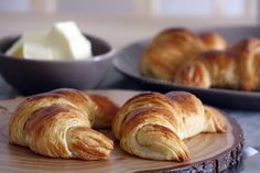 Croissant - French food