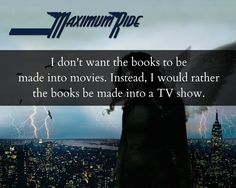Wouldn't that be awesome?!!! This is what I wanted for Percy Jackson. No one would listen to me, saying the movie would be awesome..................... one of the few times I wish I was wrong and they were right.......