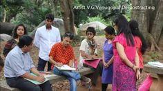 Charcoal Drawing workshop in Bengaluru
