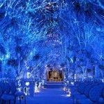 Dream Blue Wedding D