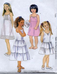 Check out this item in my Etsy shop https://www.etsy.com/listing/258636170/4113-mccalls-sewing-pattern-girls-a-line