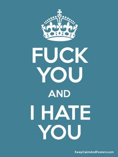 The way I feel about your ugly depressed ass! Hate Liars Quotes, Hate You Quotes, I Hate Liars, Quotes About Hate, Bitch Quotes, Badass Quotes, Love Yourself Quotes, Quotes For Him, True Quotes