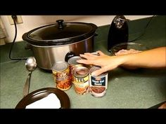 Homemaking on the Homestead: Easy Crockpot Chicken Chili – New Video!