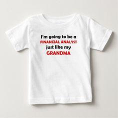 Financial Analyst Like My Grandma Tee T Shirt, Hoodie Sweatshirt