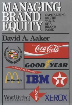 David Aaker's classic: Managing Brand Equity.