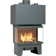 Choisir son insert de cheminée : Guide inserts bois ou pellets | Brisach