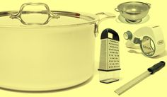 Dutch Oven  Colander  Cheese Graters