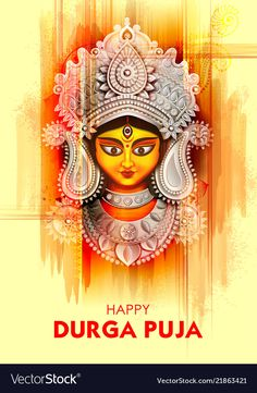 Navratri Puja will help you overcome all your negativities. Flourish with wealth on this Navratri by offering Homam to Lakshmi, Saraswathi & Durga. Maa Durga Photo, Maa Durga Image, Durga Maa, Dussehra Greetings, Happy Dussehra Wishes, Navratri Puja, Navratri Wishes, Durga Puja Wallpaper, Dasara Wishes