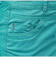 Bild 4: 7/8-Hose Janet Couture, Trousers, Pants, Zara, Denim, Shorts, Sewing, Pj, Fashion