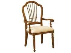 Shop+for+Broyhill+Creswell+Upholstered-Seat+Arm+Chair,+4818-580,+and+other+Dining+Room+Chairs+at+Scholet+Furniture+in+Cobleskill,+Oneonta,+and+Norwich,+NY.+Add+comfort+and+elegance+to+your+dining+experience+with+the+Creswell+Upholstered-Seat+Arm+Chair+in+cherry+finish.