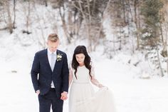 AK Studio Design | KiraLynn Wagner | First Look | Utah Winter Bridals | Utah Mountain Bridals | Haley & Hayden | Salt Lake City Utah Bridal Photography | AKStudioDesign.com