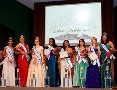 Miss Bellflower 2011 Court