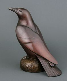 Sculptures by Northwest Artist, Georgia Gerber