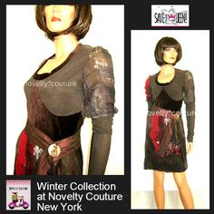 $169.99 or YOUR BEST OFFER SAVE THE QUEEN Cocktail Dress, T 36-38 / UK 6-8 / S (small) - GORGEOUS!!! #SavetheQueen #CocktailDress at #NoveltyCouture #NewYork #HolidayShopping