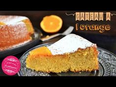 Gâteau à l'orange sans beurre et sans gluten ! : Il était une fois la pâtisserie#.VzJ8sK32bb0