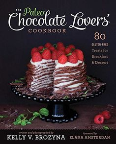 11/14/2016 -- The Paleo Chocolate Lovers' Cookbook', only $14.28 on Amazon!