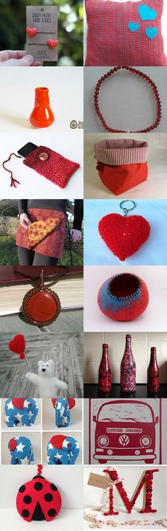 Rosy Red by Helen Williams on Etsy--Pinned with TreasuryPin.com #annehermine