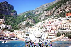 Postcards from the Amalfi Coast - History In High Heels