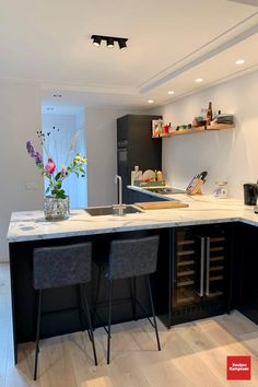 My Kitchen Rules, Home Decor Kitchen, Interior Design Kitchen, New Kitchen, Home Kitchens, Küchen Design, House Design, Latest Kitchen Trends, Creation Homes