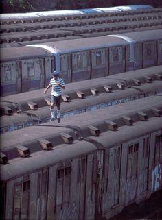 Subway Art by Martha Cooper & Henry Chalfant.