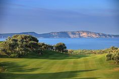 The Bay Course in Greece - Play golf along the Bay of Navarino