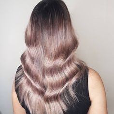 spring hair color, Pastel hair color inspiration ,pastel hair ombre,Hair Color Trends, hair color ideas,pastel hair,hairstyles,hair ideas,prom hair,grey hair color ideas
