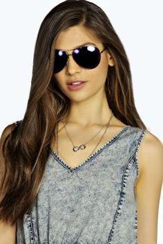 Katy Mirrored Aviator Sunglasses. Grab wonderful discounts up to 60% Off at Boohoo using Coupon & Promo Codes.