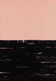 Günther Förg - Farbserigrafie